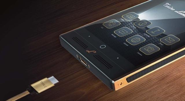 Smartphone thương hiệu Lamborghini đắt gấp 3 lần iPhone - 6