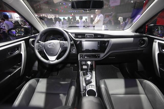 Nên xem gì tại gian hàng Toyota tại Triển lãm ô tô Việt Nam 2017? - 5