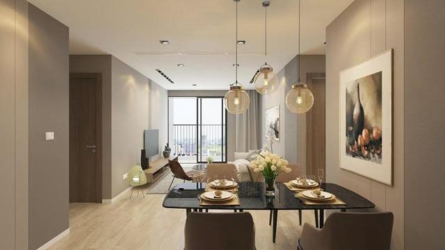 Căn hộ An Bình City được thiết kế thông minh, đón nắng và đón sáng tự nhiên