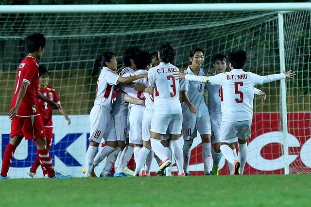 VFF khẳng định sẽ tạo điều kiện tối đa cho đội tuyển nữ Việt Nam - Ảnh: Gia Hưng