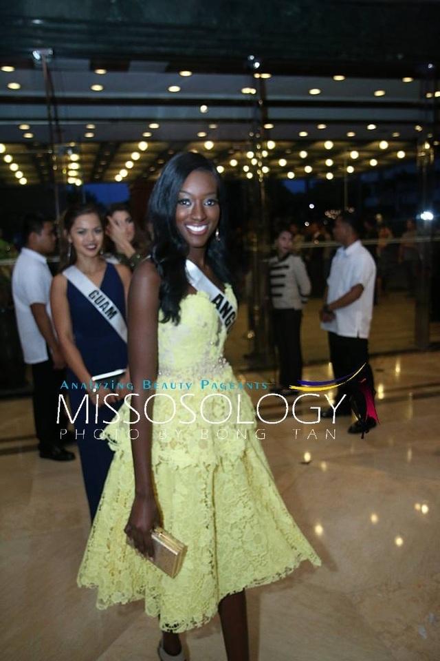 Hoa hậu Angola