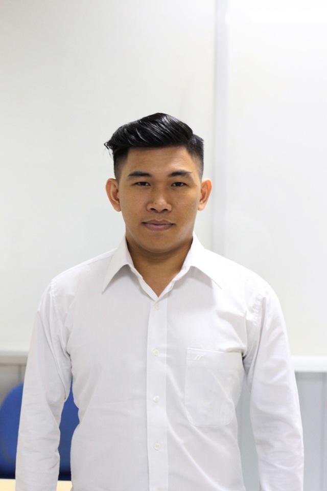 Anh Trương Quốc Phong, cựu sinh viên FPT Jetking, hiện đang là Network Engineer tại công ty Hệ Thống Thông Tin FPT (FPT Information System).