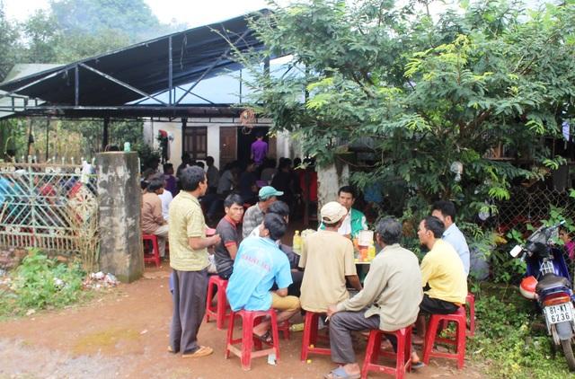 Nhiều người trong làng đang hoang mang vì cái chết không rõ nguyên nhân