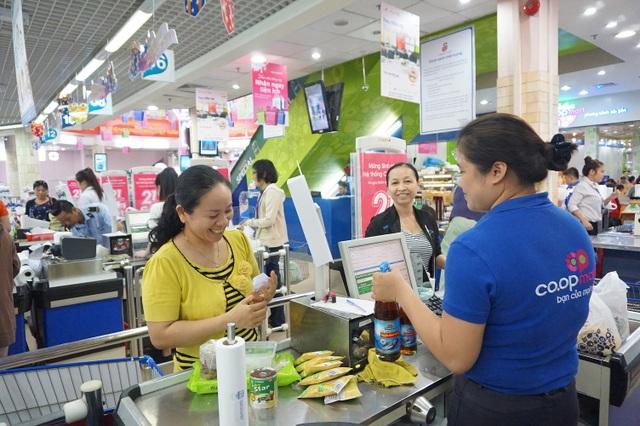 Siêu thị Co.opmart lại giảm giá quá mạnh cuối tuần - 2