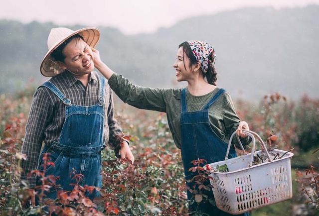 """Nhưng dường như lời nói đó của Quốc Phong cũng chưa đủ để '""""lay động"""" trái tim cô gái xinh đẹp Phương Dung."""