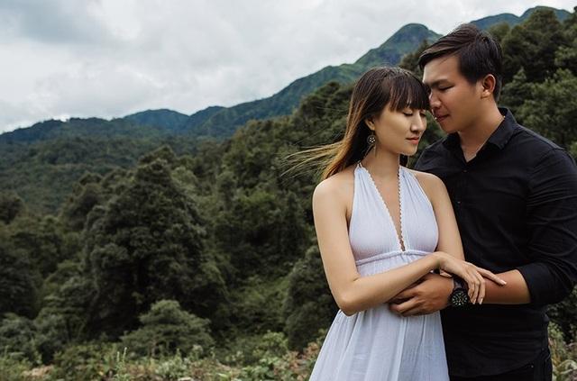 Vũ Luân và Đan Ngọc đã ghi dấu ấn tình yêu ở các địa điểm: Đà Lạt (Lâm Đồng), đảo Phú Qúy (Bình Thuận), Nha Trang. Bộ ảnh đặc biệt này được chụp tại Sapa vì cả hai đều dành niềm yêu mến với vùng đất Tây Bắc.