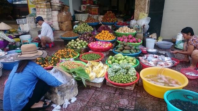 Nhiều loại thực phẩm có xu hướng giảm giá trong những ngày qua