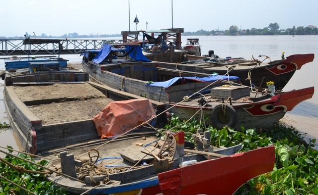 Một vụ bơm hút cát trái phép bị lực lượng chức năng tỉnh Đồng Nai phát hiện bắt giữ.