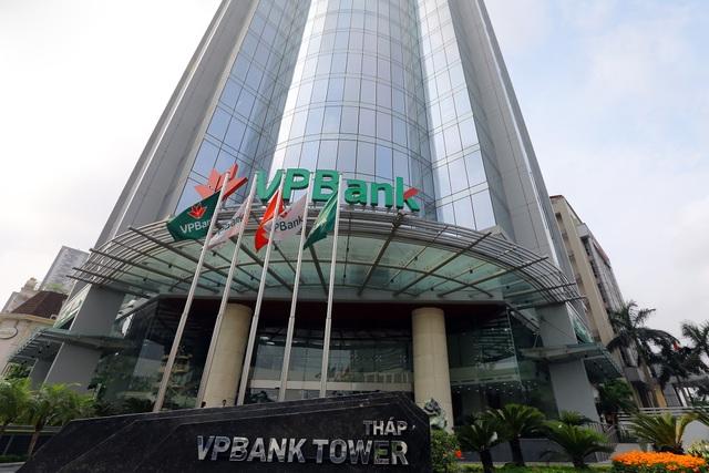 VPBank công bố lợi nhuận hàng nghìn tỷ đồng