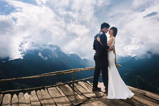 Cặp đôi tự chụp ảnh cưới ở Sapa, Đà Lạt, Nha Trang - 11