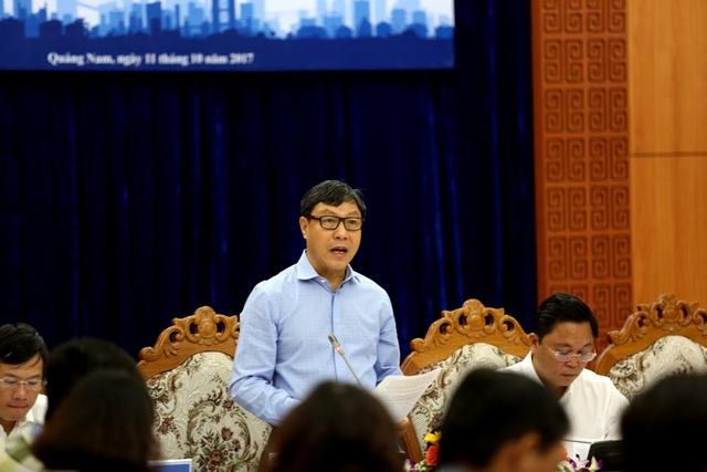 Thứ trưởng Đặng Huy Đông phát biểu tại diễn đàn