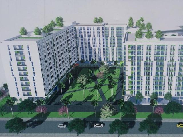 Tổng quan dự án nhà ở thí điểm xã hội ở Hà Tĩnh