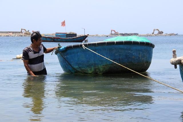 Nhờ tôm nhí mà người dân ở nhiều vùng biển Quảng Ngãi đã có được thu nhập khá
