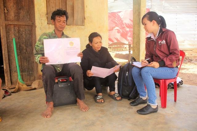 Nhiều hộ dân làng tái định cư có bìa đỏ mà không có đất để sản xuất