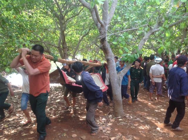 4 em học sinh xã Ia O bị tử vong do đuối nước