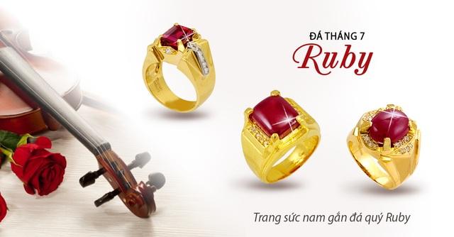 May mắn rực rỡ cùng ngọc quý Ruby - 3