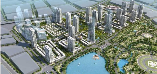 Công viên Chu Văn An rộng 100ha