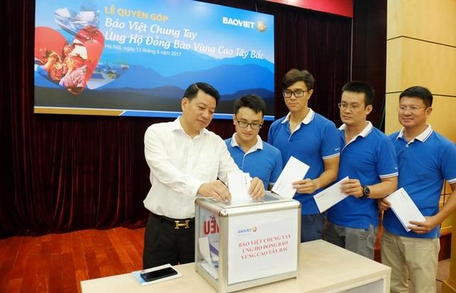 Là một Tập đoàn Tài chính - Bảo hiểm hàng đầu Việt Nam, Bảo Việt nhận thức rõ vai trò không chỉ là đầu tàu kinh tế mà còn là doanh nghiệp tiên phong bảo đảm sự bình an và phát triển cộng đồng