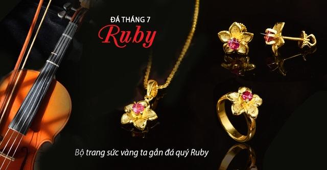 May mắn rực rỡ cùng ngọc quý Ruby - 4