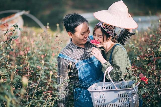 """Cặp đôi """"yêu 365 ngày chưa hờn giận 1 giây"""" - 13"""