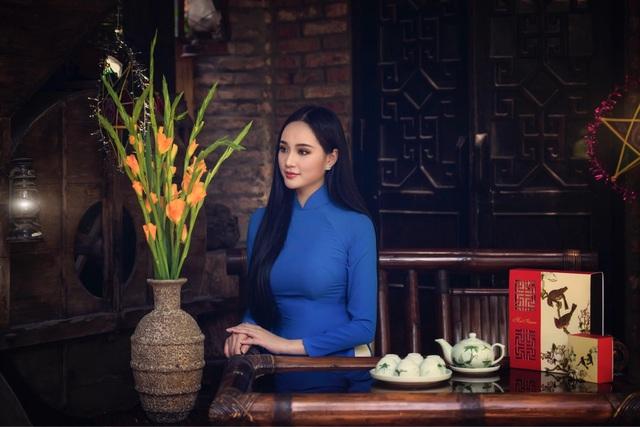 """""""Bản sao"""" Hoa hậu Giáng My hé lộ ý định thi Hoa hậu Việt Nam - 7"""