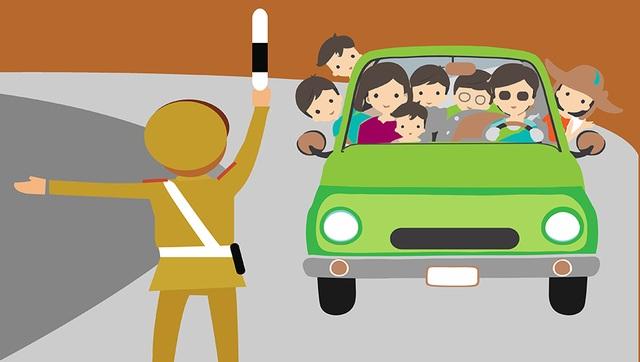 15 bộ đề sát hạch bằng lái xe