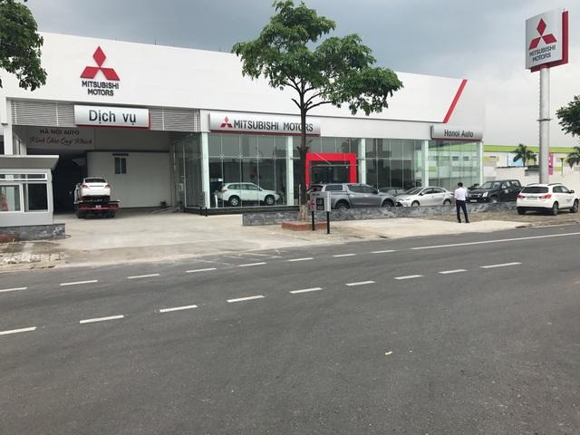 Mitsubishi Hanoi Auto – Chi nhánh Phú Thọ tọa lạc tại tổ 52, khu 12 phường Thanh Miếu, thành phố Việt Trì, Phú Thọ (cạnh siêu thị BigC Việt Trì).