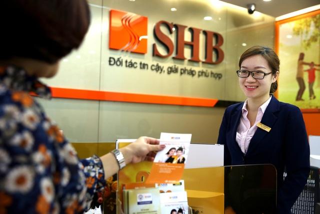 SHB dành 2.500 tỷ đồng với lãi suất ưu đãi cho khách hàng vay vốn trung, dài hạn - 1