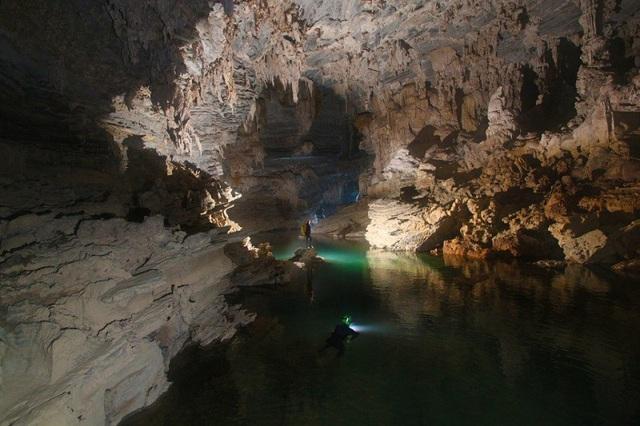 Sơn Đoòng là hang động tự nhiên lớn nhất thế giới