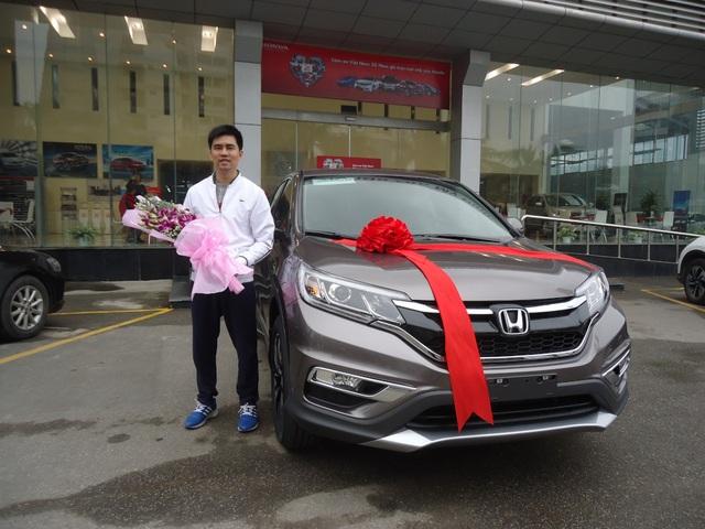 Người dùng nói gì về Honda CR-V? - 2