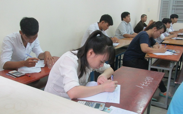 Nhận định kết quả kỳ thi THPT quốc gia 2017 rất quan trọng để làm căn cứ xét tuyển nên các trường ĐH rất quan tâm khâu tổ chức thi