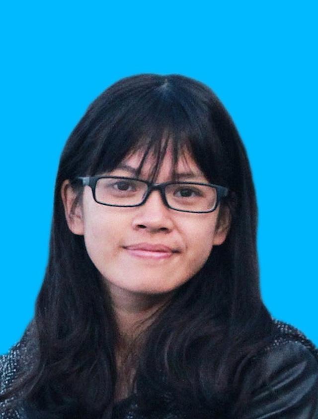Sinh viên Nguyễn Dạ Trầm (ảnh: ĐH Bách khoa TP.HCM)