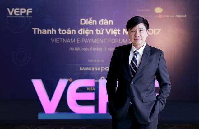 Ông Võ Trọng Thủy – thành viên HĐQT Ngân hàng TMCP Đại Chúng Việt Nam (PVcomBank)