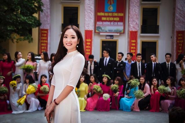 """""""Bản sao"""" Hoa hậu Giáng My hé lộ ý định thi Hoa hậu Việt Nam - 4"""