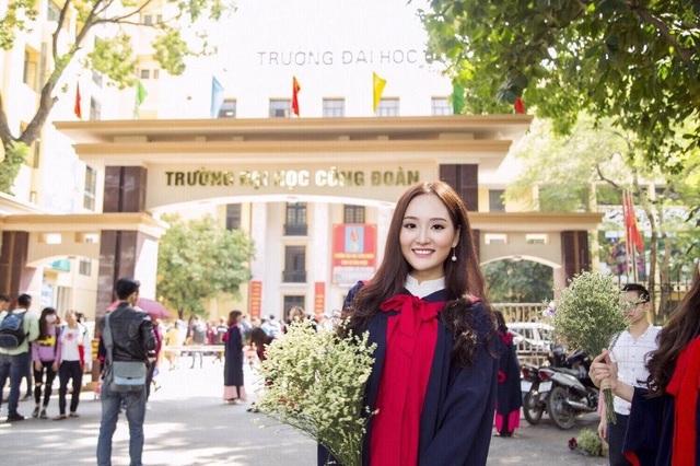 """""""Bản sao"""" Hoa hậu Giáng My hé lộ ý định thi Hoa hậu Việt Nam - 2"""