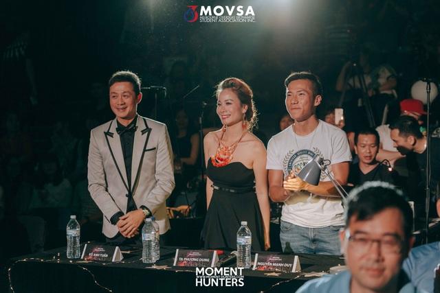 3 giám khảo chấm vòng chung kết Movsa Gala 2017