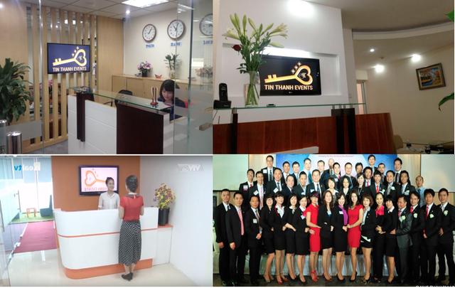 Văn phòng Bắc - Trung - Nam và Ban quản lý