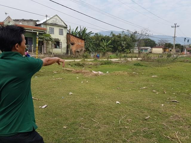 Lô đất anh Nguyễn Anh Châu mua thông qua đấu giá từ năm 2009 đến nay vẫn chưa được cấp GCNQSDĐ