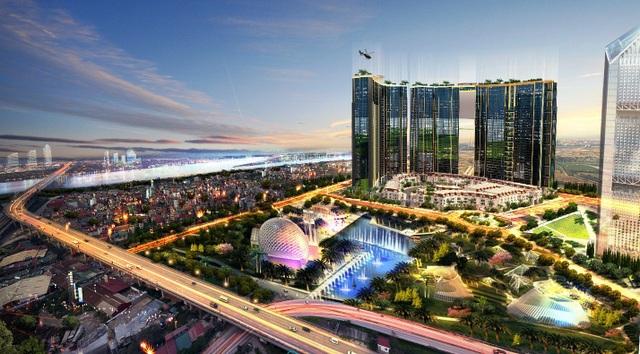 Bất động sản Tây Hà Nội: Chuyên nghiệp hóa khâu bán hàng - 1