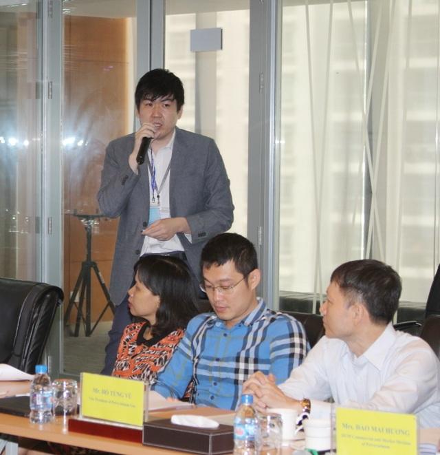 PV GAS phối hợp tổ chức Hội thảo về công tác kinh doanh LNG - 2