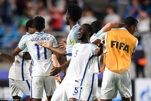 U20 Anh đã cho thấy phẩm chất hoàn hảo của nhà vô địch World Cup U20