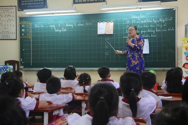 TPHCM đề xuất nhà giáo phải có chế độ đãi ngộ đặc biệt như quân đội, công an (ảnh minh họa)