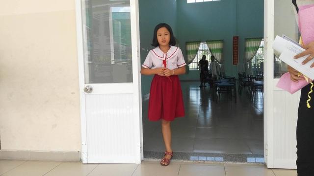 Cô học trò 1 chân Nguyễn Lệ Quỳnh Như Ý
