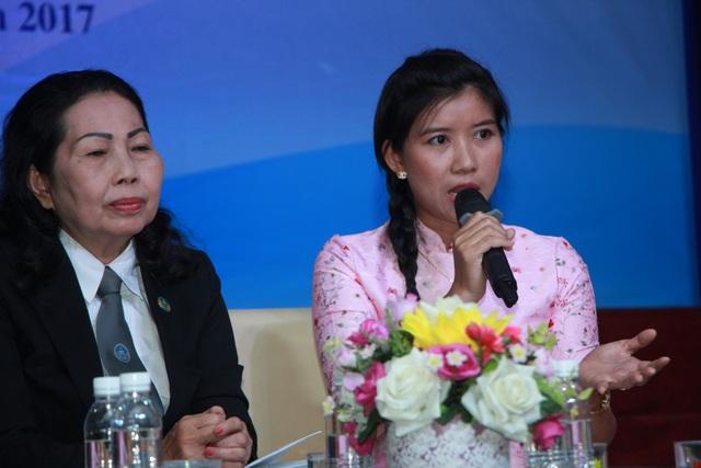 Cô Nguyễn Như Ngọc cho biết, nhiều giáo viên mầm non biết mình có vấn đề nhưng không có thời gian đi tư vấn lý.