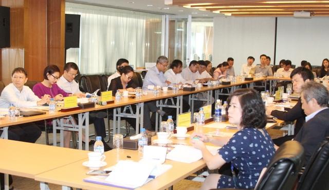 PV GAS phối hợp tổ chức Hội thảo về công tác kinh doanh LNG - 4