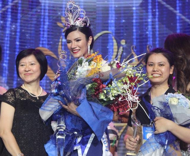 Người đẹp Việt Nam trở thành Á hậu 1 Hoa hậu Hữu nghị ASEAN - 2