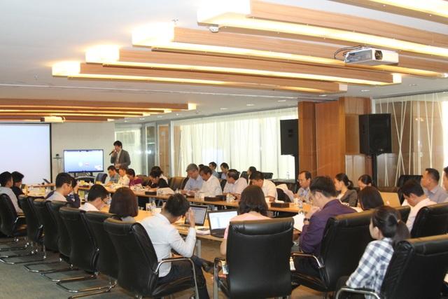 PV GAS phối hợp tổ chức Hội thảo về công tác kinh doanh LNG - 3