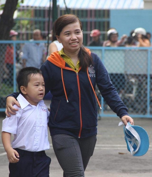 TPHCM: 1,5 triệu học sinh tựu trường - 2