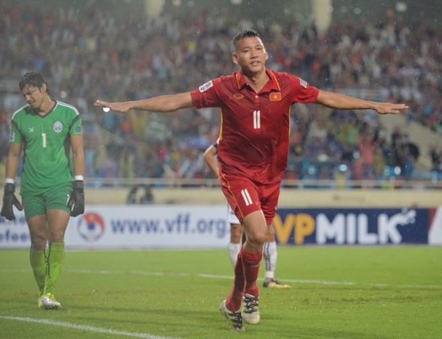 Anh Đức tiếp tục là ứng cử viên sáng giá cho danh hiệu Quả bóng vàng Việt Nam 2017