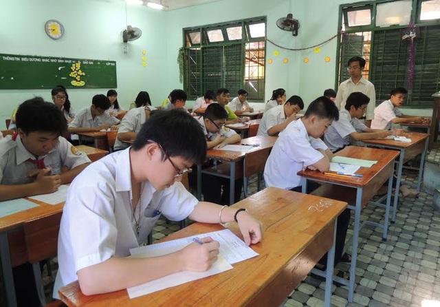 Trên 56% học sinh có điểm môn Toán dưới trung bình và chỉ duy nhất 1 điểm 10 vào lớp 10 thường trong kỳ tuyển sinh lớp 10 năm nay ở TPHCM